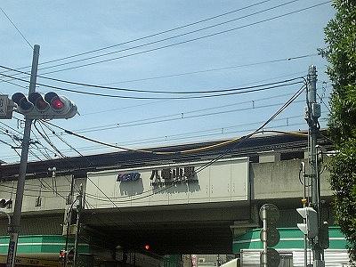 京王線 八幡山駅 2009年07月15日(水)