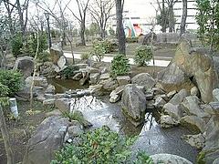 2010年3月14日 公園水場