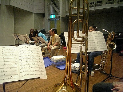 Joyful Sounds Jazz Orchestra (2009.07.25)  2
