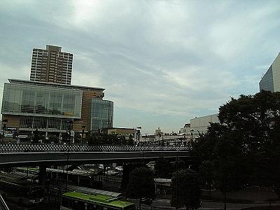 埼玉県川口市 川口駅周辺 2009年07月14日(火) 2