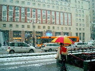 雪のミラノ3