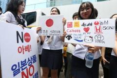 韓国国民の76% 「日本が経済報復撤回しなければ不買運動続く」