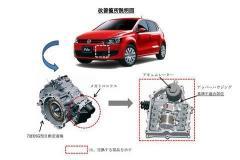独VW、17万台リコール=変速機部品で耐久性不足