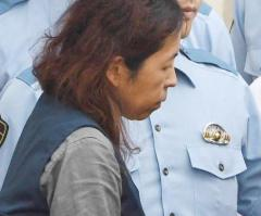 あおり運転 ガラケー女51歳、交際相手の男隠避容疑で逮捕