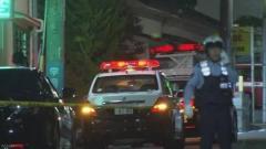 山口組系の暴力団員 事務所前で拳銃で撃たれ重体 神戸