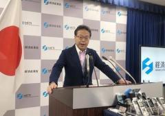 韓国の対日優遇除外「影響少ない」経産相