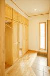 杜の郷脇玄関