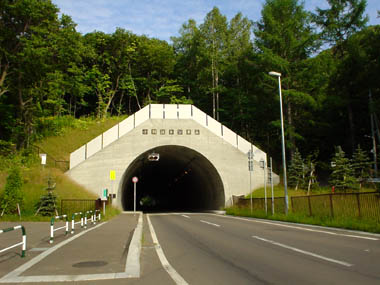 小別沢トンネル