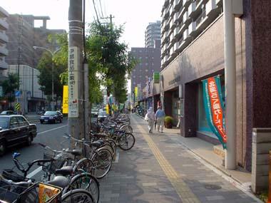 東札幌駅周辺