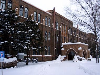 北海道大学総合博物館1