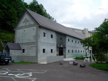 定山渓ダム資料館