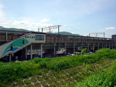稲積公園駅
