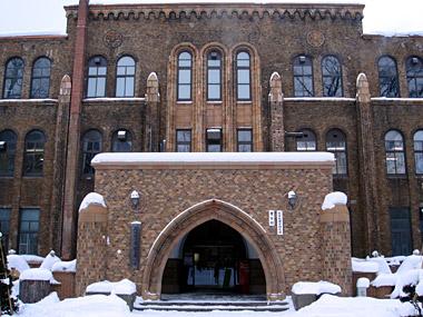 北海道大学総合博物館2