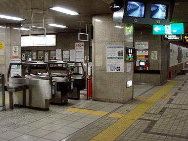 地下鉄平岸駅2