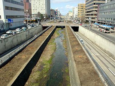 創成川通05年4月