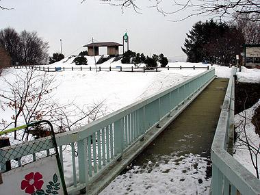 旭山記念公園3月4