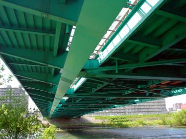 水穂大橋裏側
