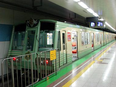 地下鉄東西線6000形車両2