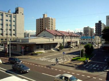 旧豊平駅4
