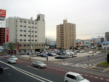 豊平駅跡2