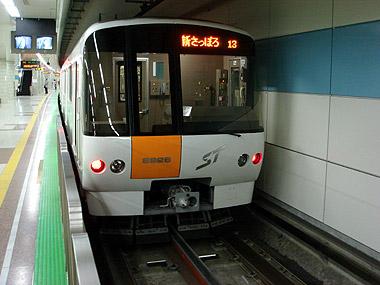 地下鉄東西線8000形車両1