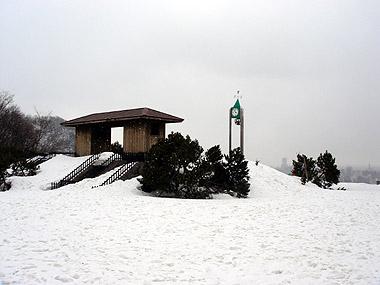 旭山記念公園3月3