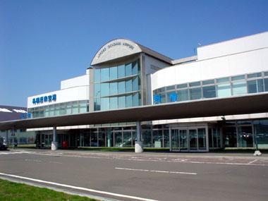 丘珠空港ビル