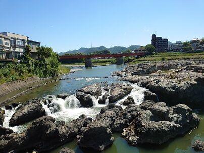 闘龍灘の写真
