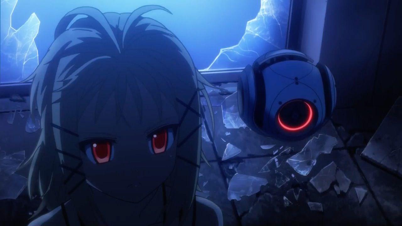 ブラック ブレット 第7話 アニメ好きオヤジの気まぐれな話