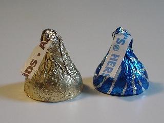 kiss choco2