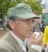 宗宮弘明・LOVE&ビンボー2011実行委員長