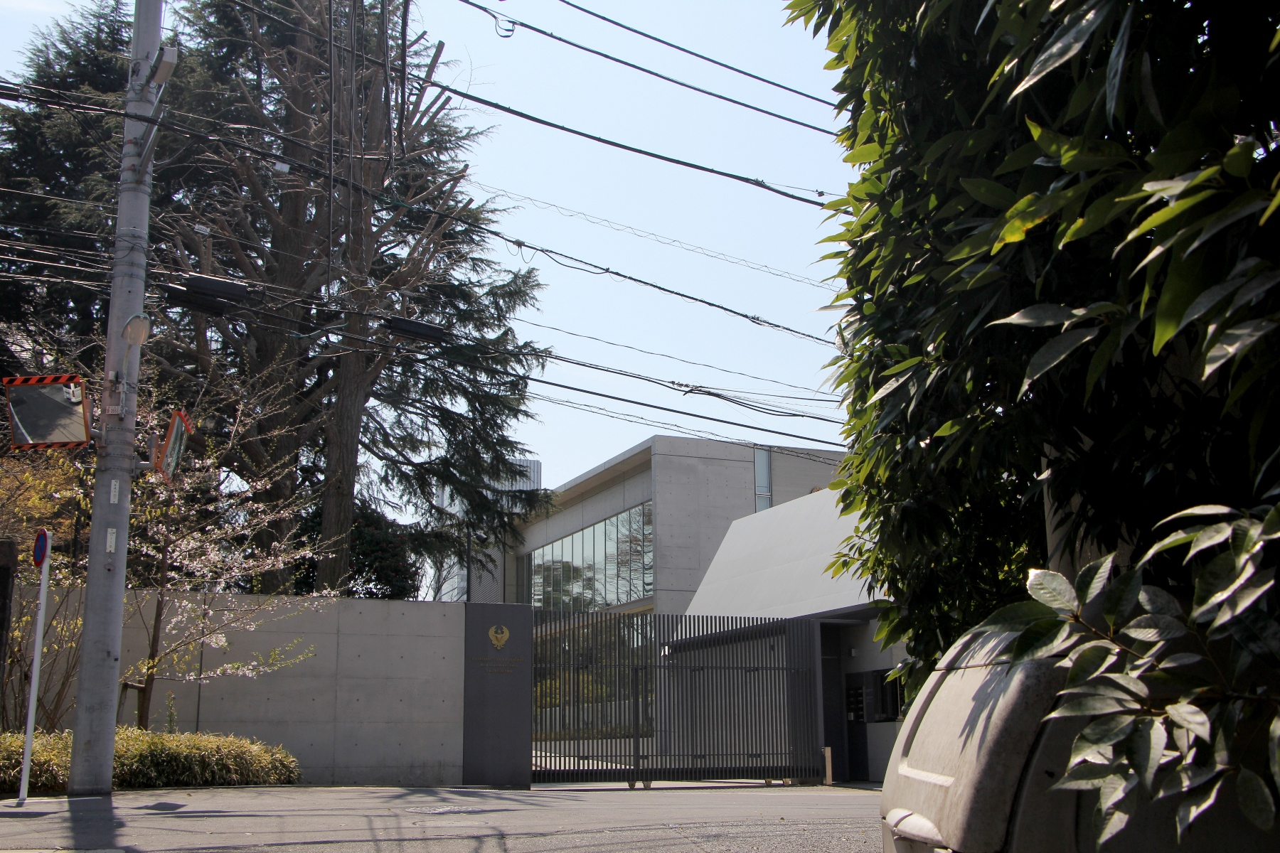 #0868.在東京タイ王国大使館でノンイミグラントBビザを申請する ...