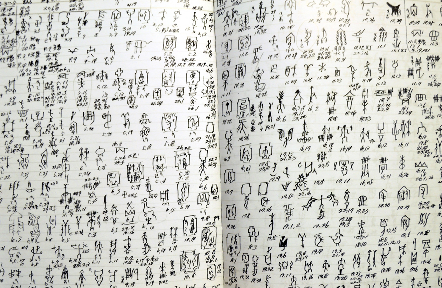 BLOG EDASHIN:[100417]白川静生誕100周年