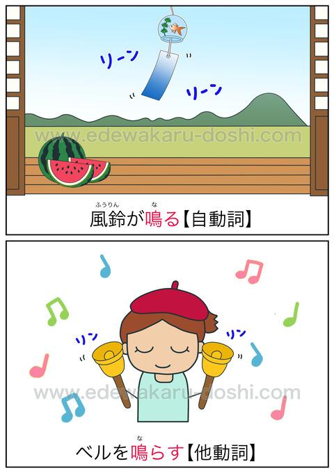 doshi鳴る・鳴らす