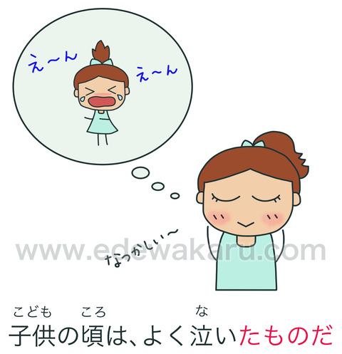 blog〜たものだ