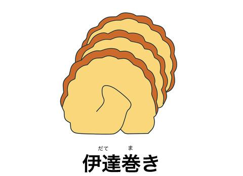 blog伊達巻