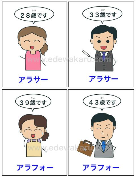 blogアラサー・アラフォー
