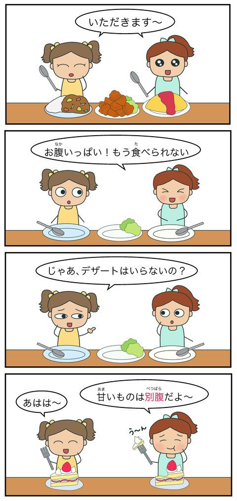 blog別腹