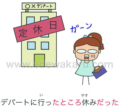 blog〜たところ…た