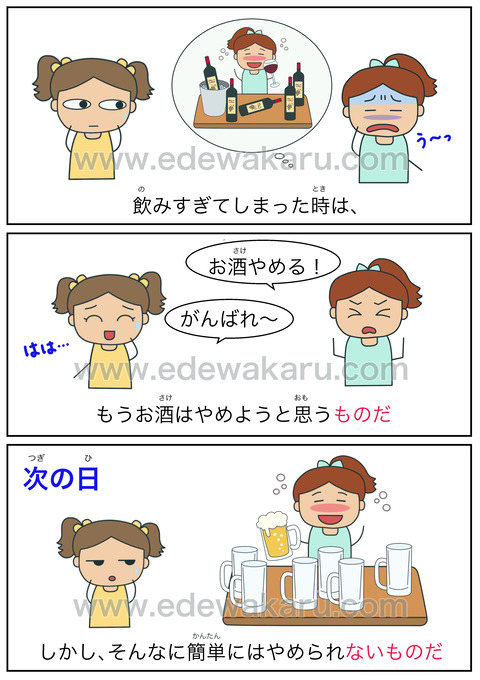 blogものだ(一般的考え方)