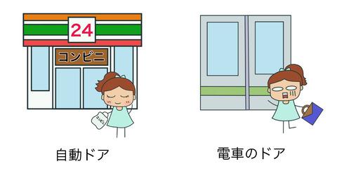 blogドア②