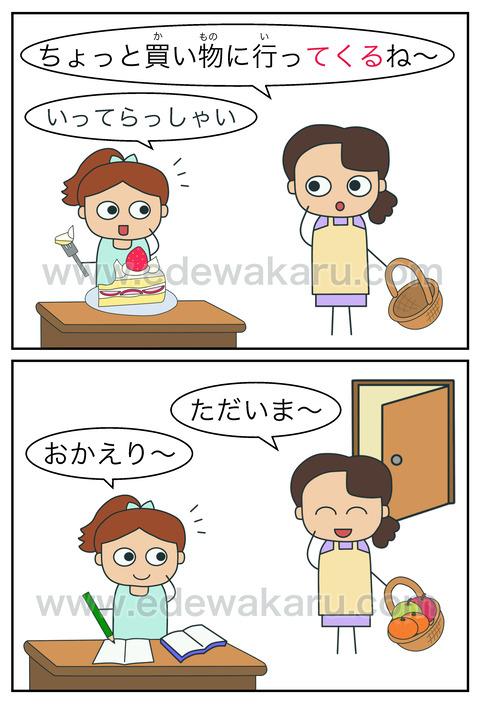 blogてくる(継起)