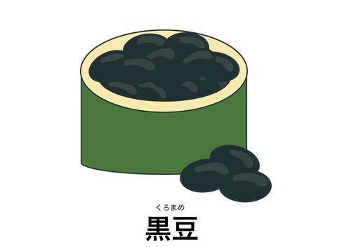 blog黒豆