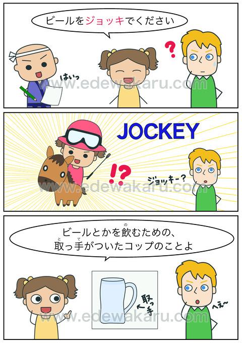blogジョッキ