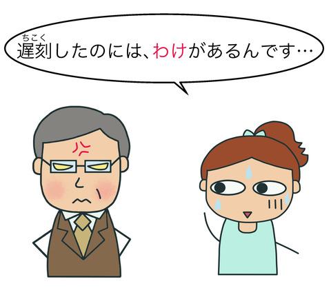 blog(〜という)わけ
