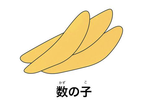 blog数の子・伊達巻