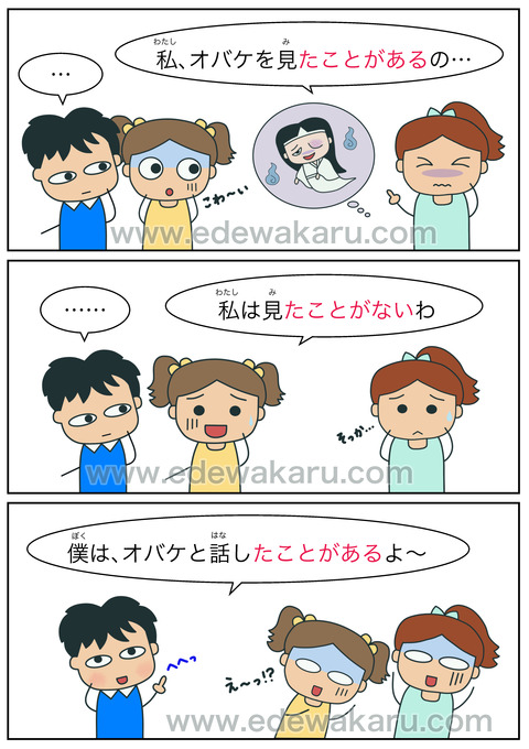 blogたことがある(経験)