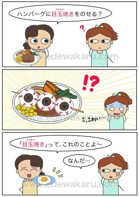 blog目玉焼き