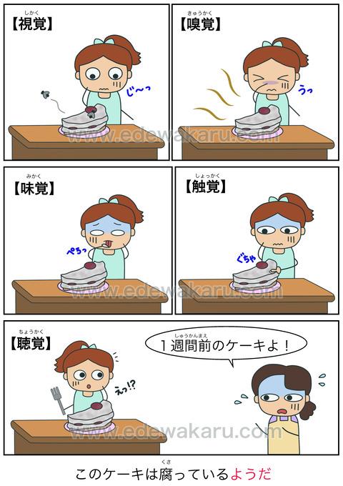 blogようだ(推量)