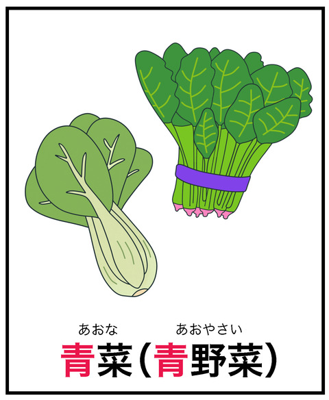 blog青菜